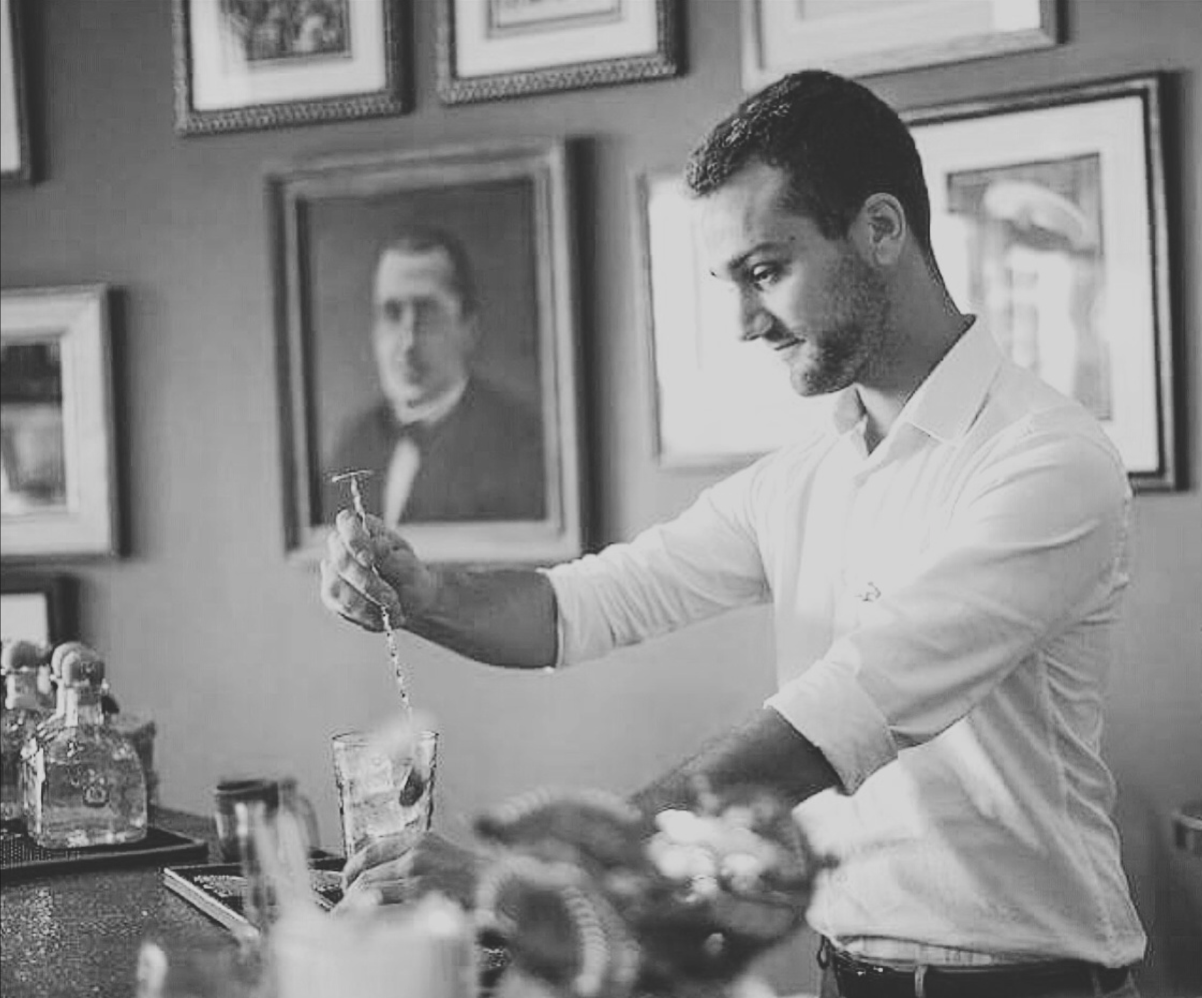 Francesco Braun - @just_imbiber➤ London, UKFrancesco was born and raised in Rome. He eventually moved to London, where his love for cocktails was born. He's inspired by his love for traveling, where he finds new flavors to use in his latest creations.