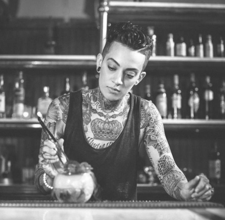 Bad Birdy    @bad_birdy   Skills: Bar beverage development, Social media influencer, Event cocktail execution, Social media marketing, Content creation
