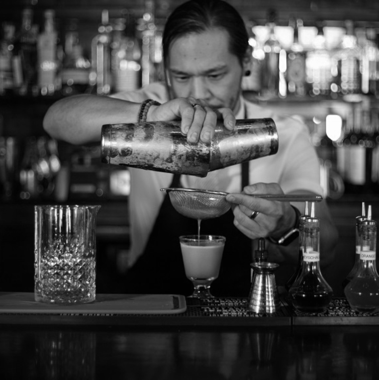 DRNXMYTH Influencers - They're fun, creative, and professional. Cutting edge cocktails and a deep well of knowledge and expertise respected in the industry.