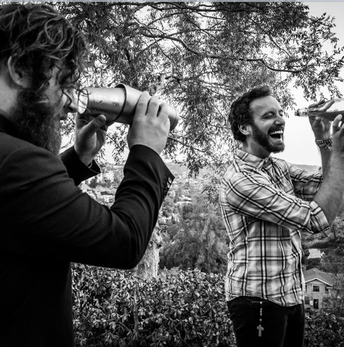 Al Rahn & Jeremy Needleman    @spiritguidescocktails   Skills: Cocktail Developer, Social Media Marketing, Brand Partnerships/Promotions, Content Creation