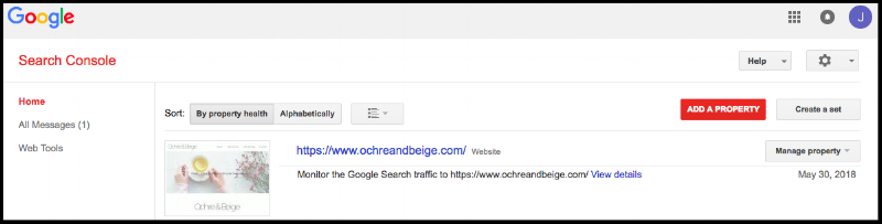 How to use Google Console for finding SEO keywords