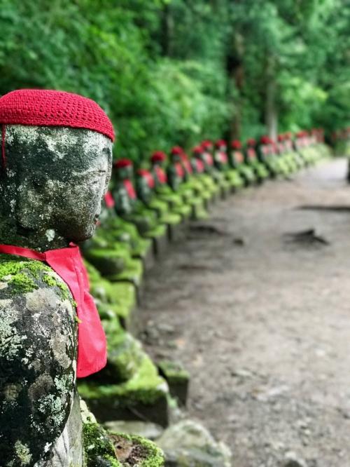Taken on the way to the Kanmangafuchi Abyss in Nikko, Japan