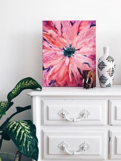 BIZ-LOCATION-art-in-home-flower-painting-on-bureau.jpg