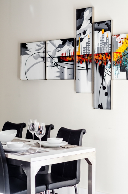 BIZ-LOCATION-art-in-home-dining-table-black-white-grayscale-abstract.jpg