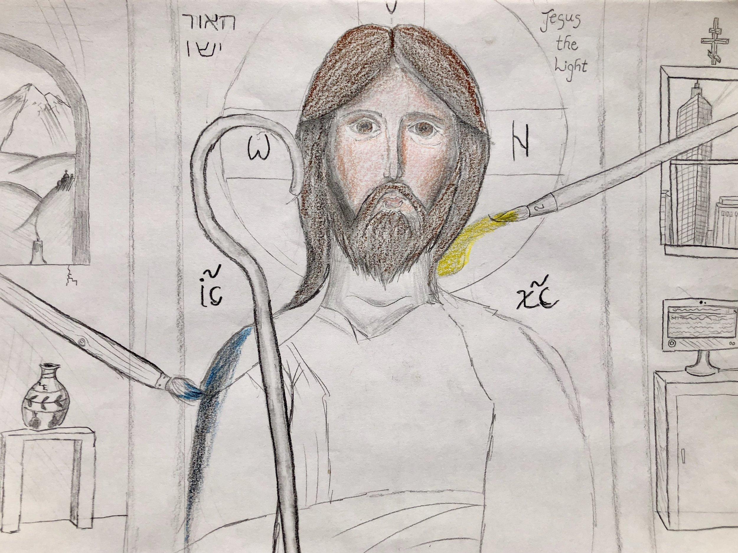 SaintKosmasFineArtContest2019-JesusChristUnitesTheEras-MatthewSwehla.jpeg