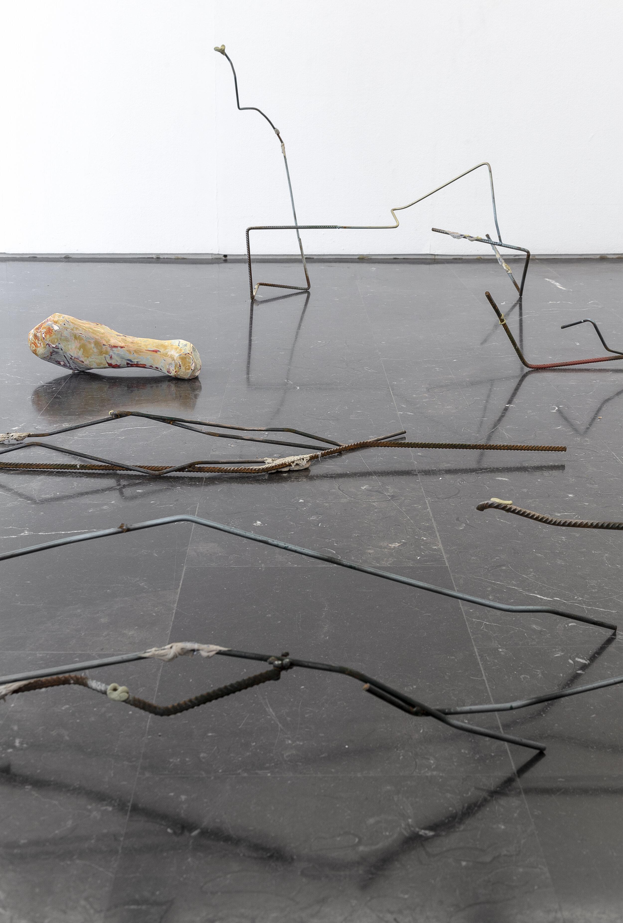 2019 Installation views at Luis Adelantado Valencia ES