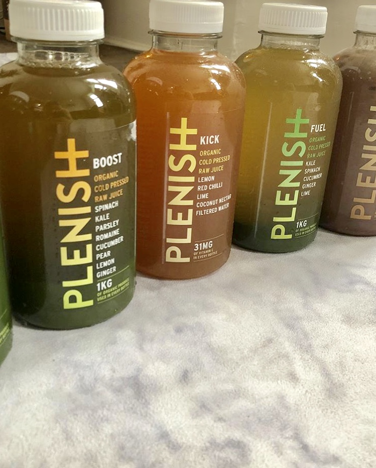 Feed Your Skin with Plenish Drinks — Sarah Fretwell