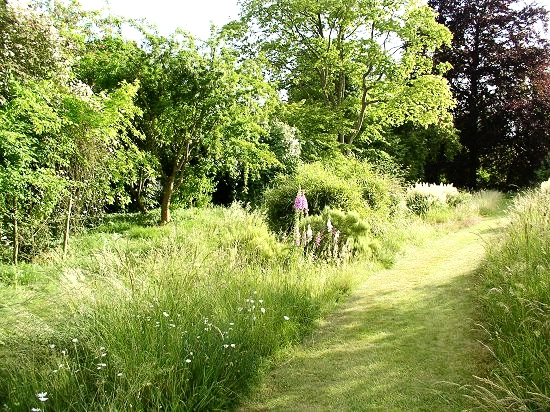 Gertude Jekyll wild garden design