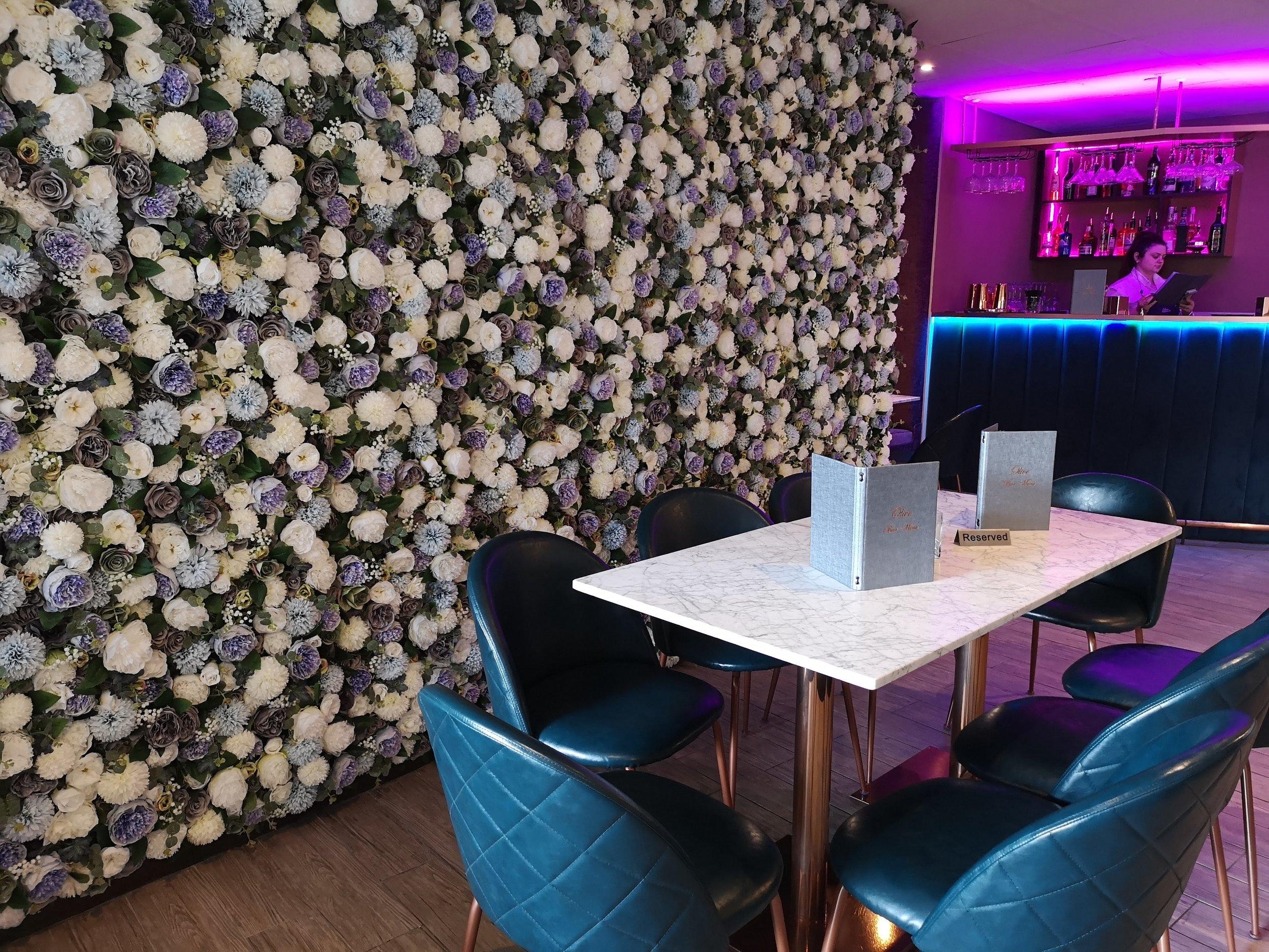 Olive Mediterranean Restaurant Lounge