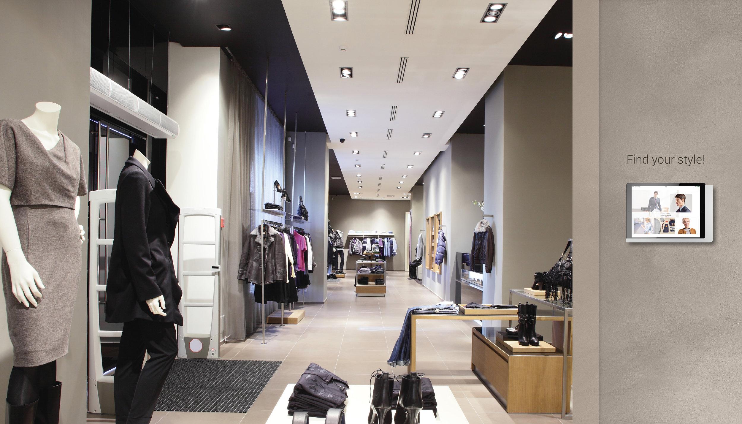 Viveroo Free Concept Store