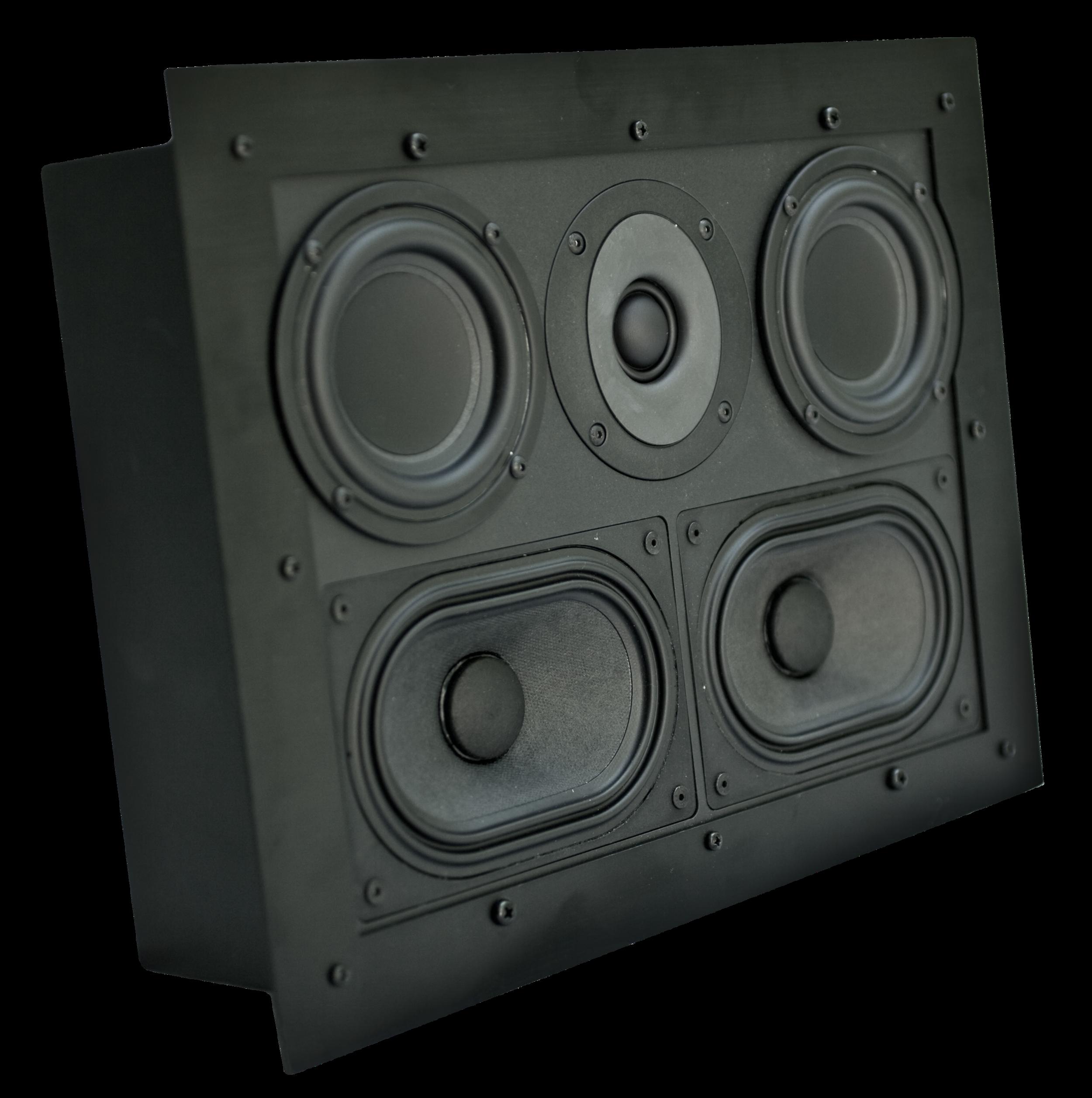 tribe in wall speaker range -