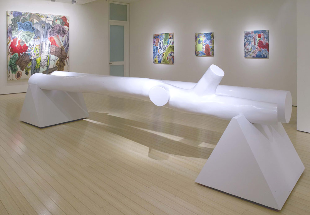 Doyle Gerjejansen    Mapping Pangea , 2008   Callan Contemporary, New Orleans, LA