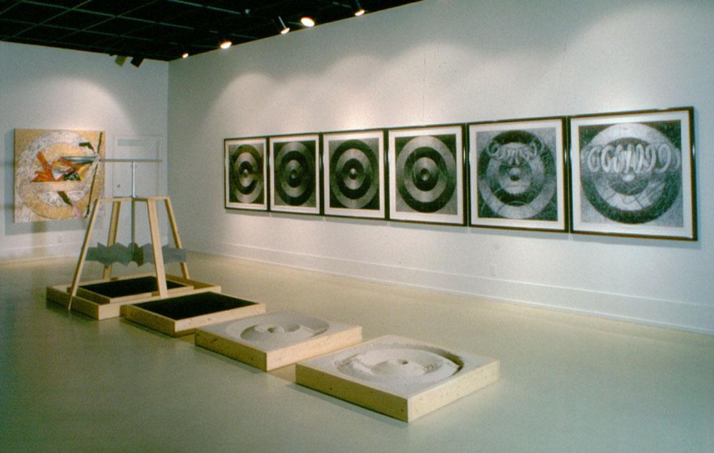 Doyle Gertjejansen   Installation View, 1996   Galerie Simonne Stern, New Orleans, LA