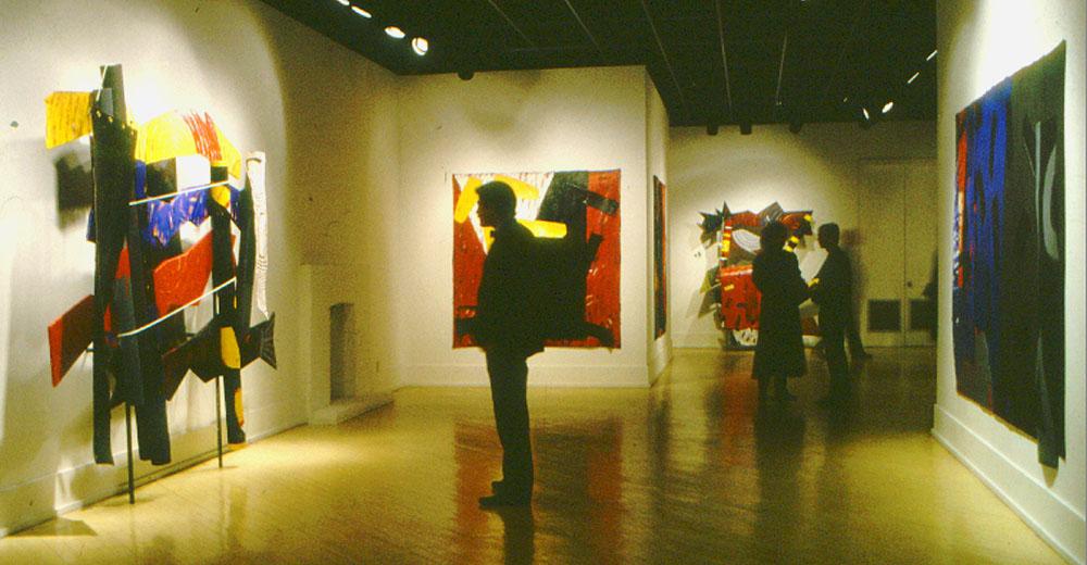 Doyle Gertjejansen   Installation View, 1987   Galerie Simonne Stern, New Orleans, LA