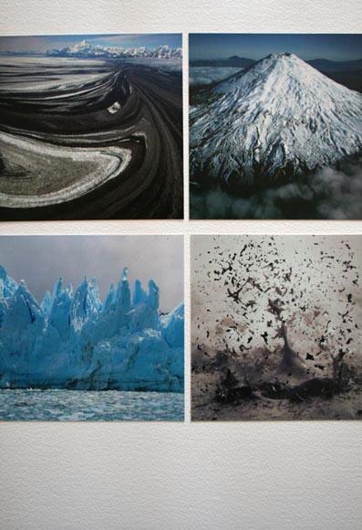 Malaspina Glacier USA Mount Cotapaxi Ecuador Perito Moreno Glacier Argentina Boiling mud pool Indonesia