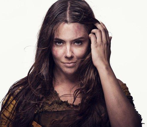 """Nominert til """"Best Actress in a Musical""""   Marion Ravn for sin rolle som Èponine i Les Misérables"""