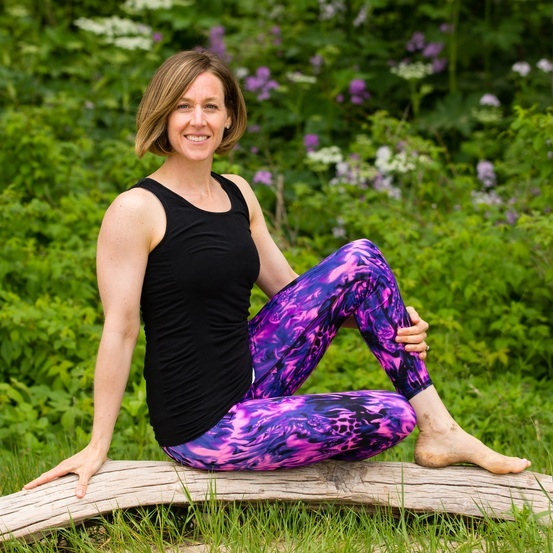 Holly Haas   500 RYT, Yoga Instructor & Studio Owner