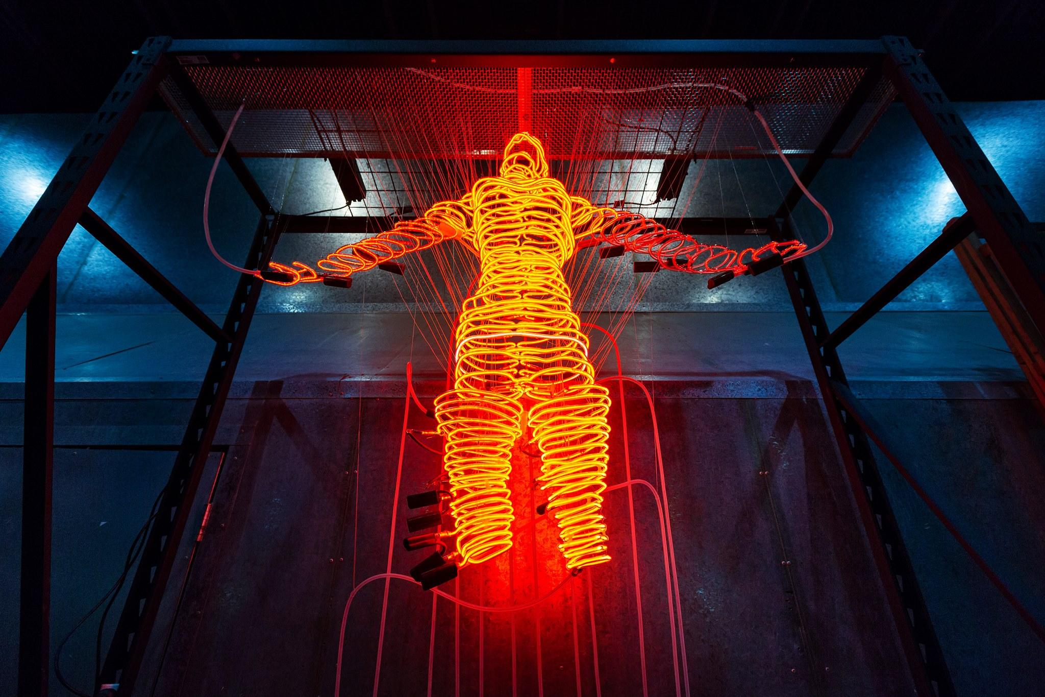 Emma-Kate Hart neon art neon hart melbourne