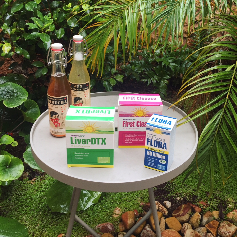 Booch and pills: Dr Sara's prescription for a shiny new spot-free me