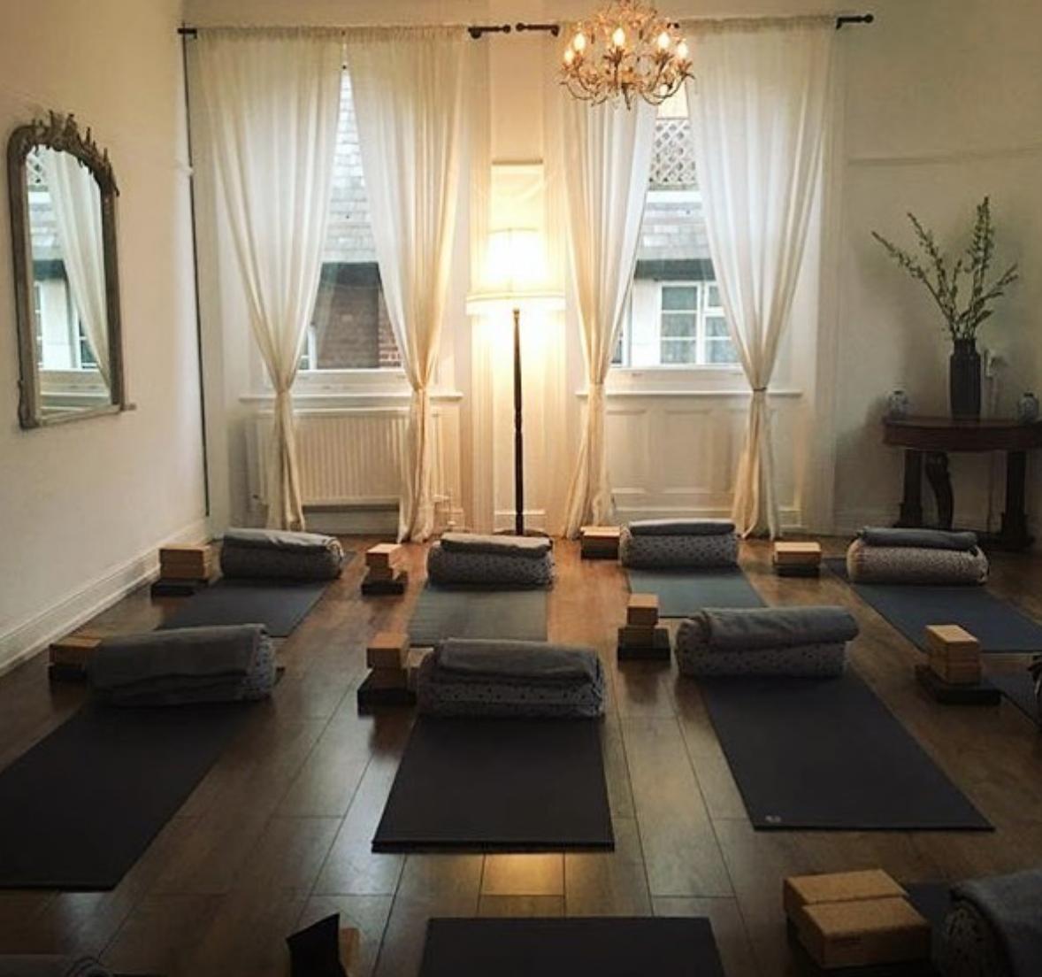 Yoga with Nahid: A boutique yoga experience near Ravenscourt Park