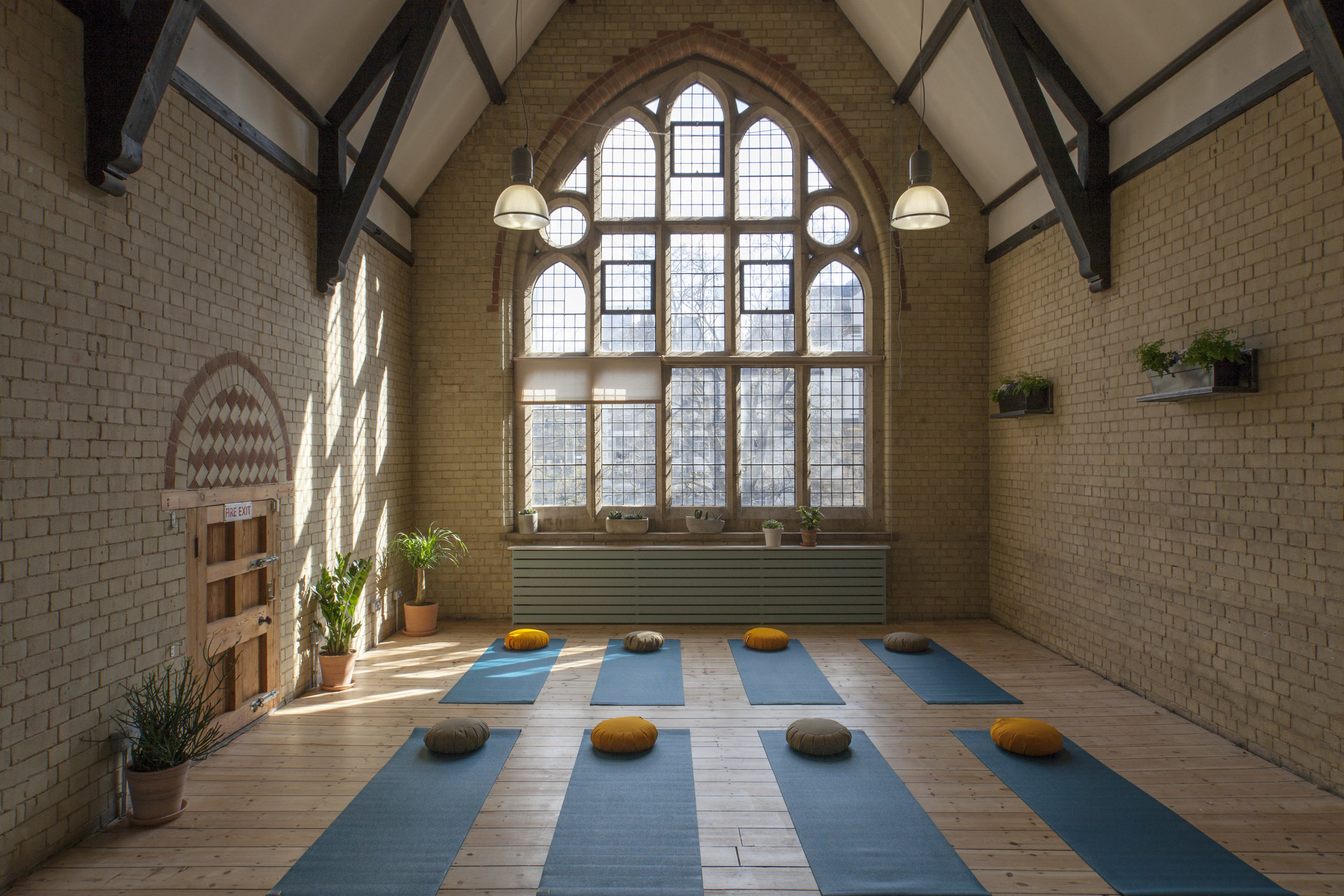 42 Acres Shoreditch: Home to January's Instant Pause event (and probably a quieter and calmer new you)
