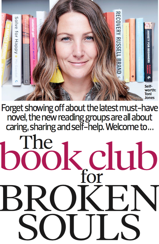 The Daily Mail: The Book Club for Broken Souls
