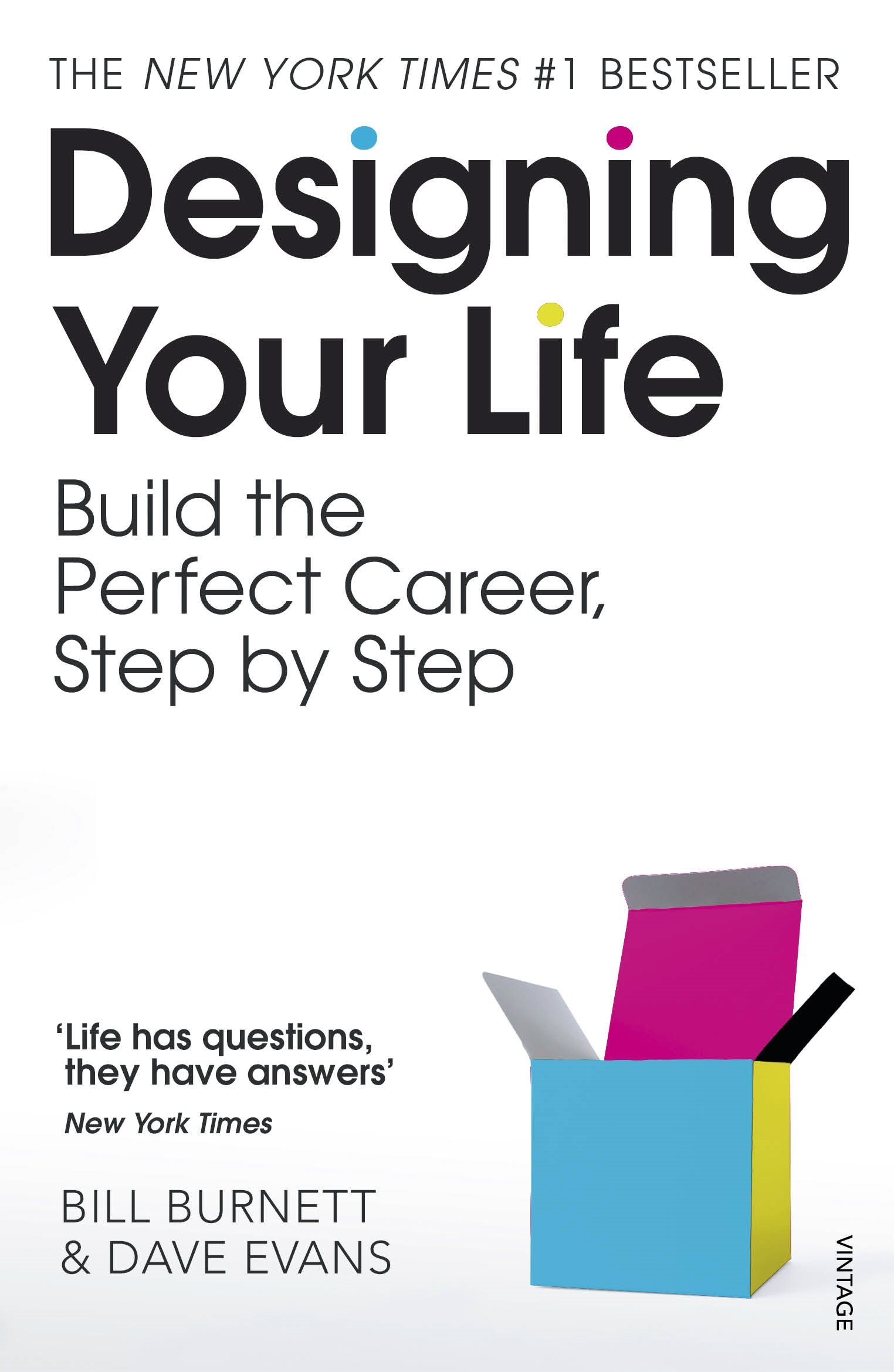 Designing Your Life - By Bill Burnett & Dave Evans