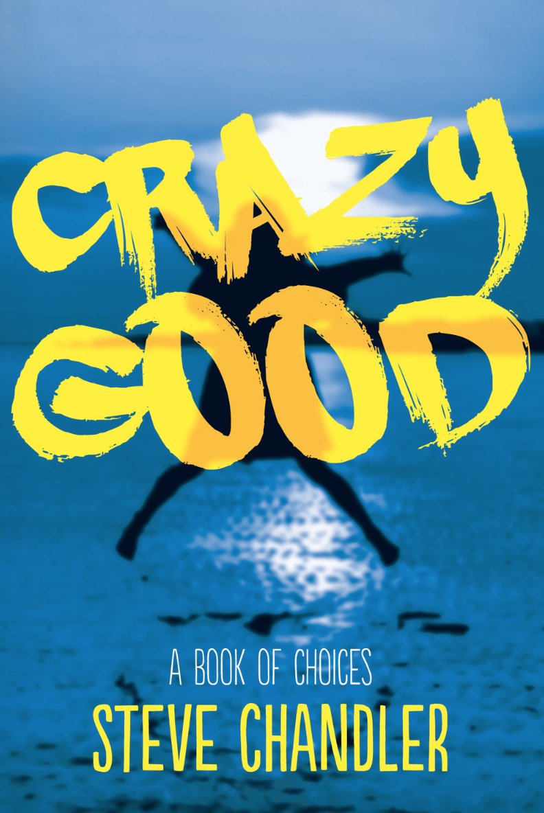 """JULY 2019 - CRAZY GOOD   """"The real magic happened as I began to realise there was no upper limit to the life one could experience, or the creativity one could bring to this planet. And I mean anyone. As in everyone."""""""