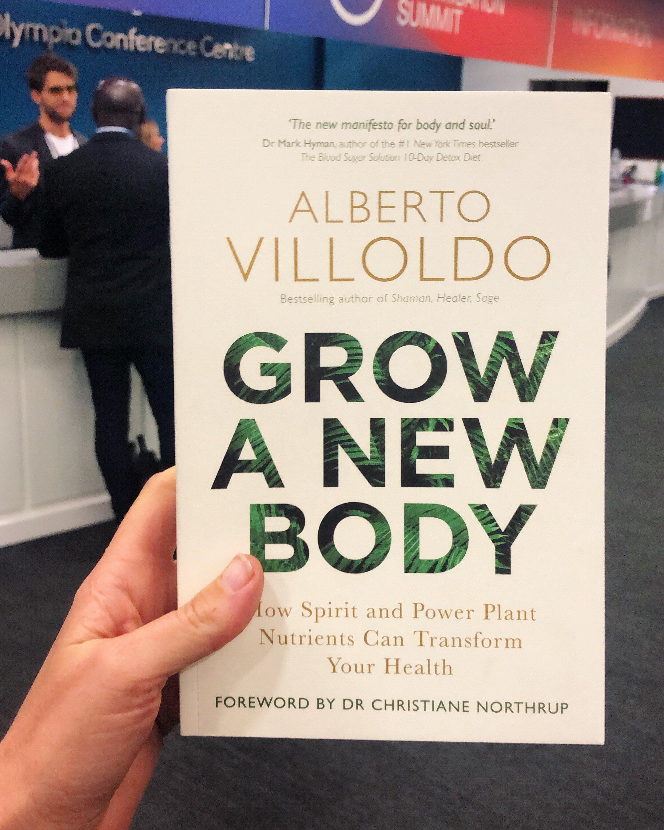 Shaman 1: Alberto Villoldo combines Spirit and super foods to help us transform our health