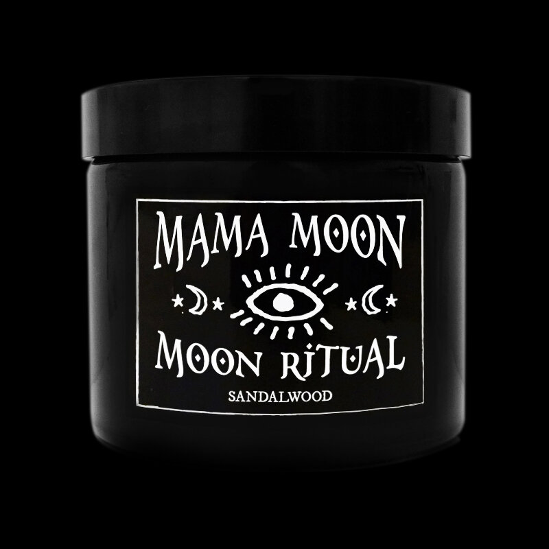 Moon Ritual: Mama Moon hand-poured candles (£30) to help release old emerges and manifest cool new shiz