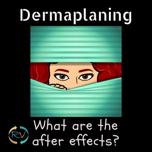 facial hair-dermaplaning