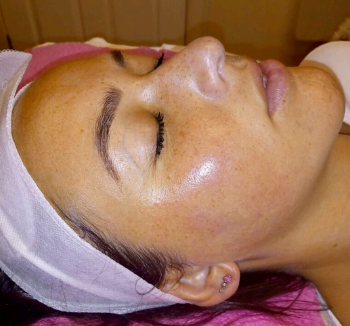 Increased product absorption - Penetrates deeper into the epidermis
