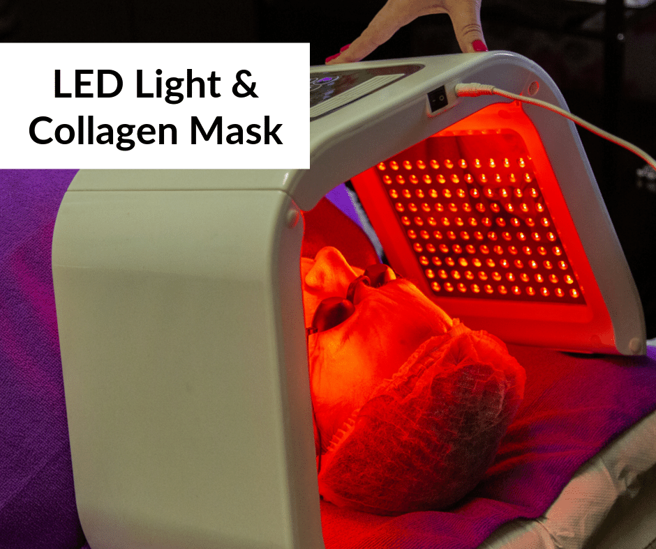 A rejuvenating treatment that uses light energy to repair skin damage, improve circulation and promote healthy skin