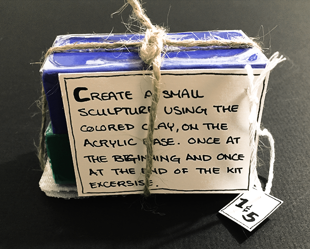 Activity 1& 5: Sculpting Package