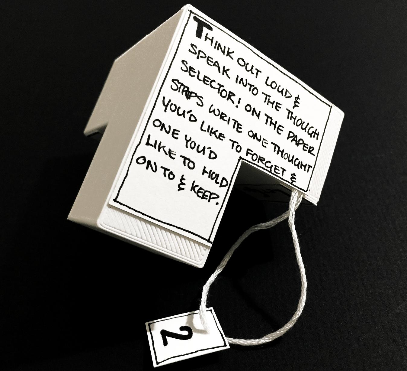 Thought Box Discription