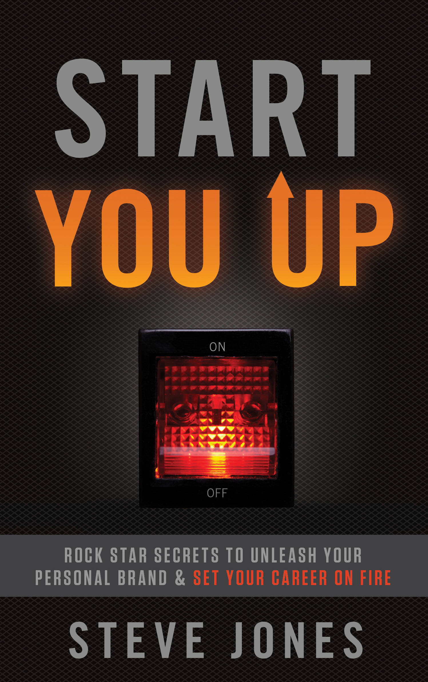 Order Start You Up now! - Steve's second book turns the rock star branding focus to the individual, showing you how to the use secrets of rock legends to set your career on fire. Learn how to differentiate yourself using the 5 P's of Personal Branding with Start You Up.Order Start You Up now!