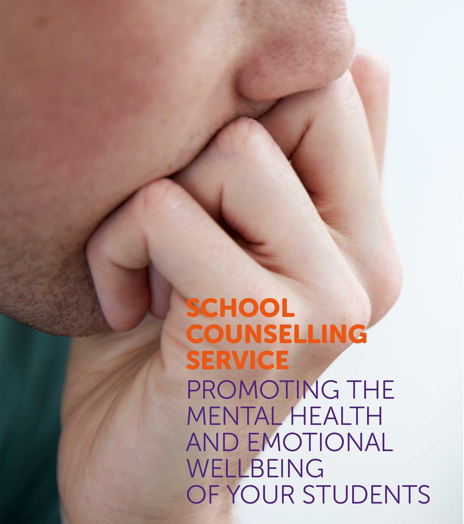 Download our leaflet on counselling for schools.