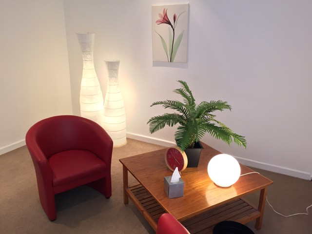 Welcoming counselling rooms at Open Door.jpg