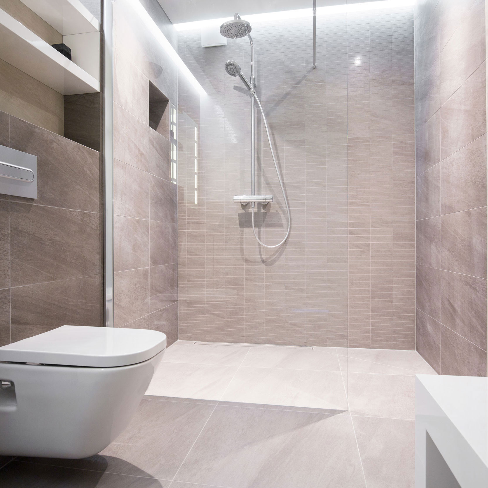 Ideas? - • Mobility bathrooms are fantastic additions to homes as they give individuals the opportunity to relax and de-stress whilst knowing that they are completely safe.• Mobility bathrooms can be designed and tailored not only to your exact needs but also to your exact style which means the possibilities are endless and allows you to create the perfect space and environment, just for you.• At Signature Bathrooms we understand how difficult it can be when choosing a mobility bathroom which will meet your exact requirements that is why we strive to ensure that we make the process as smooth as possible. Our experts have years of experience installing mobility bathrooms so we can guide and advise on what we believe is the best equipment for your mobility bathroom based on your requirements.