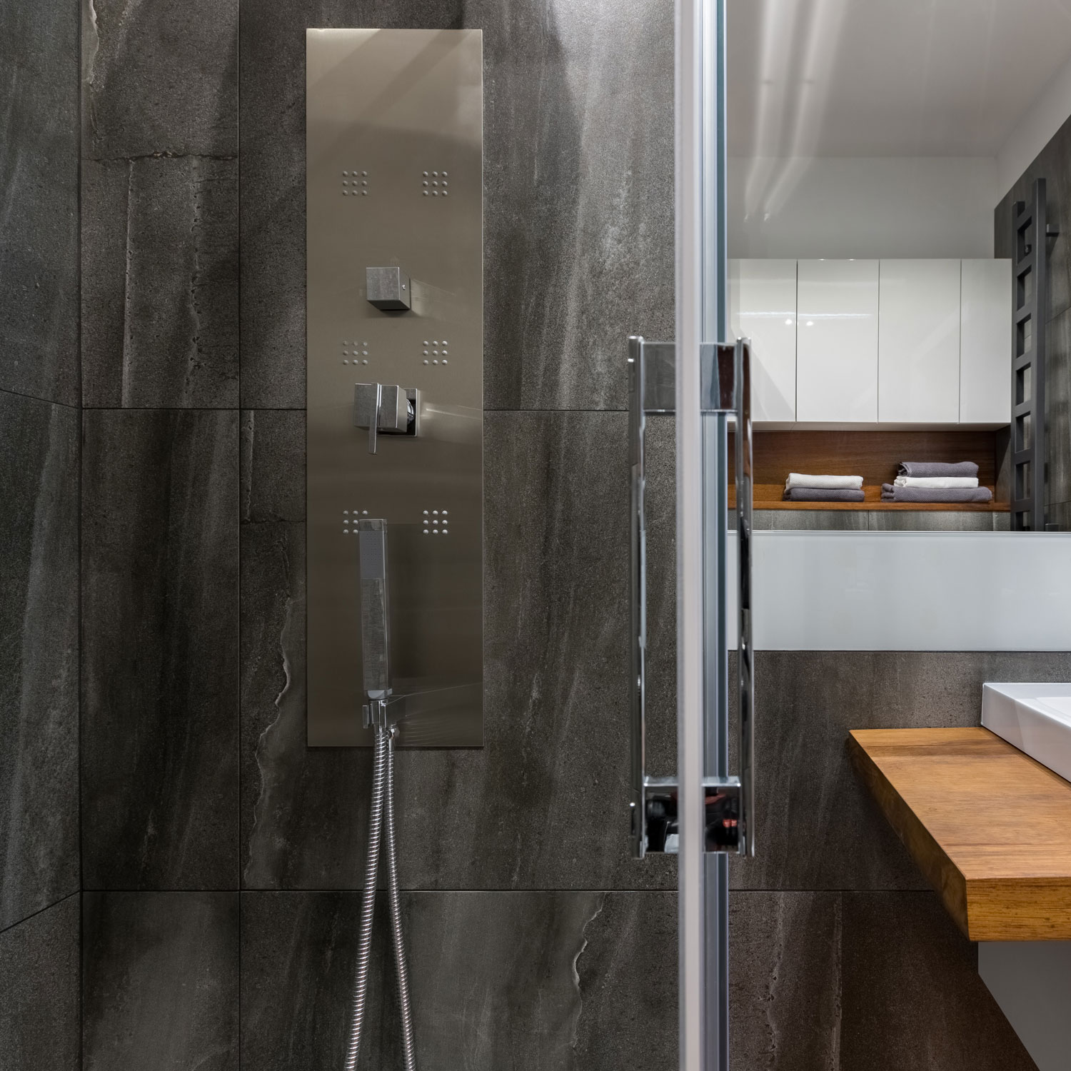 Highly functional. - Not only are wet rooms a highly functional space but they can also create a luxurious space which can act as the ultimate retreat.Wet rooms are a fantastic addition to every home and are a safe space especially for children, elderly and individuals with mobility problems.Wet rooms are open shower areas that can be installed into any size of bathroom so are particularly sought after for bathrooms where a traditional bath or shower cannot fit.