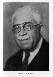 Harry Burleigh - 1866-1949