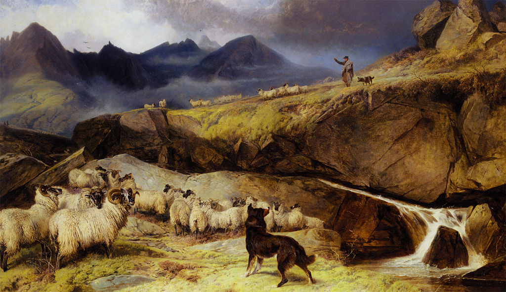 Isle of Skye, Richard Ansdell