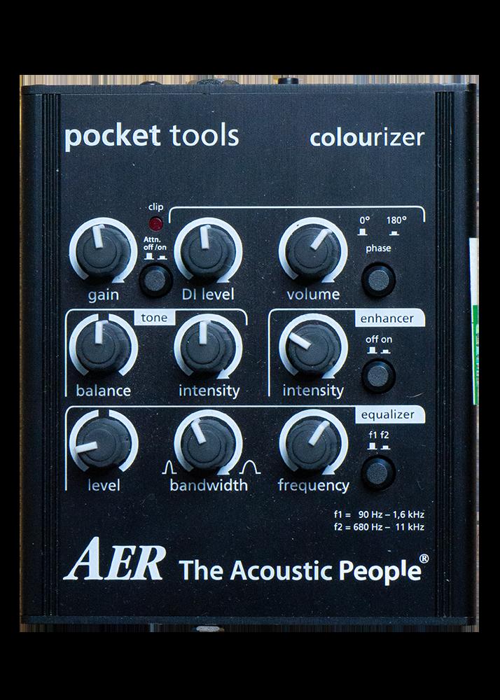 AER Colourizer