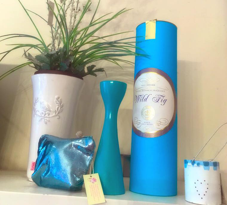 Feeling blue...? Lots of lovely gifts to cheer yourself up... - #TreatYourself