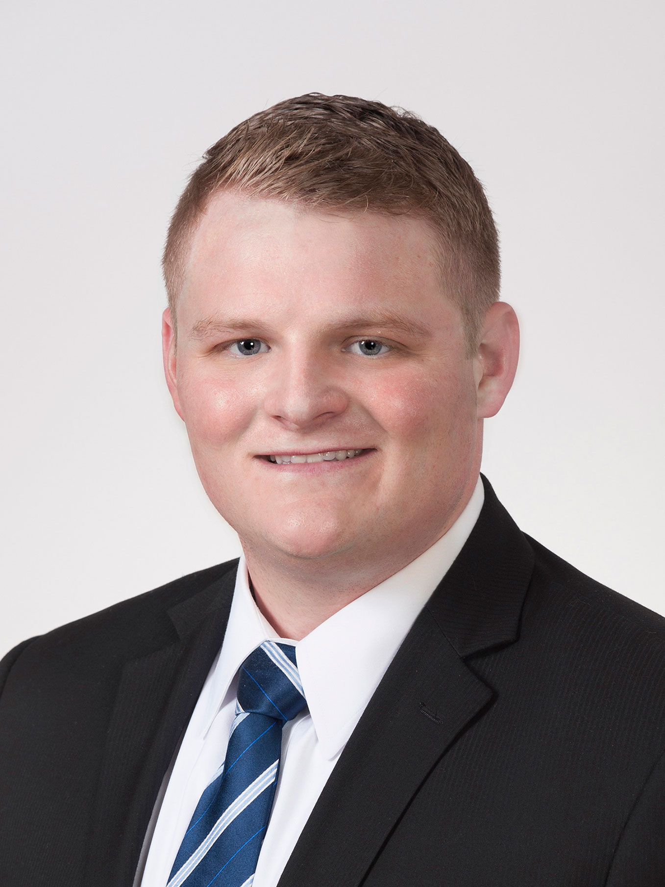 Tyler Hagan, Client Relations for Day Hagan Asset Management in Sarasota, FL.