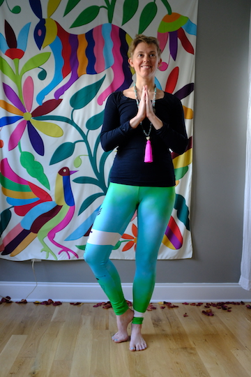 Emma Rabbit   Emma Rabbitt is a queer, non-binary yogi and cyclist living in Decatur. Their classes focus on community building and self-acceptance. Emma is the leader of the  Gender Bender Series.