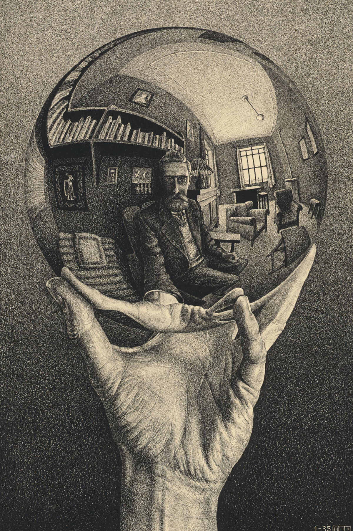 06-07-2019 for self-inquiry escher_hand-with-a-reflecting-sphere-1935.jpg