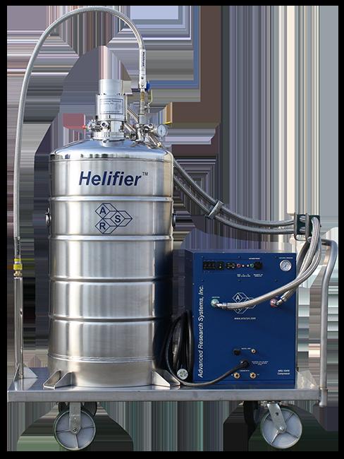 ARS Helifier Helium Liquefier