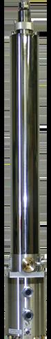 ARS CS204-FMX-19-NGA Cryogenic Gas Trap for Noble Gas Analysis