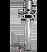 ARS DMX-20-OM Sample in Vacuum Cryostat